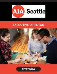 Executive Director – AIA Seattle
